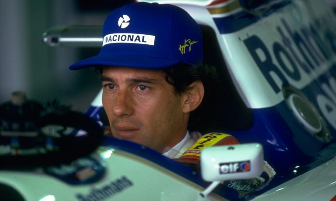 #BARVxL: La leggenda immortale di Ayrton Senna