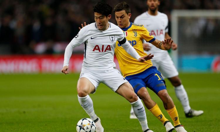 Tottenham, Son: 'Eravamo più forti della Juventus'