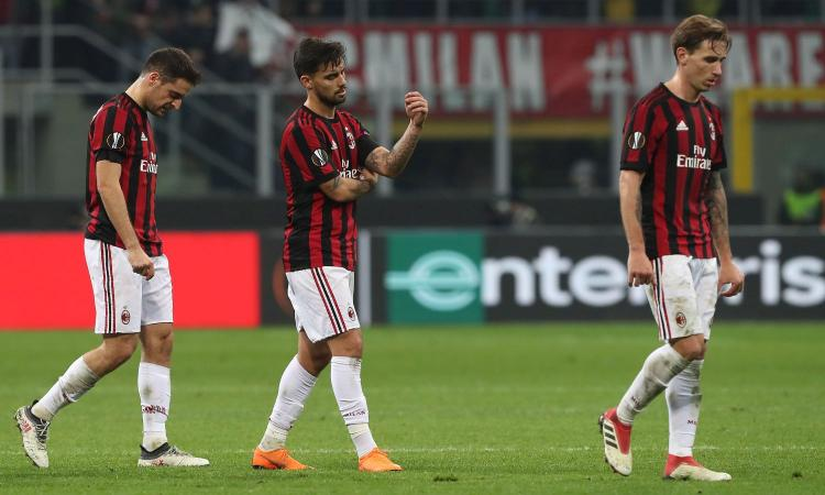 Milan-Arsenal 0-2: il tabellino