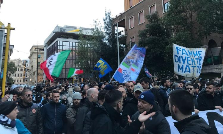 Lazio, Diaconale: 'Cori razzisti? C'è una psicosi che ingigantisce tutto'