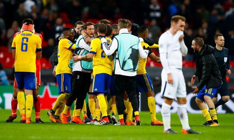 Juve, a Wembley hai fatto un miracolo. Ma non vincerai la Champions