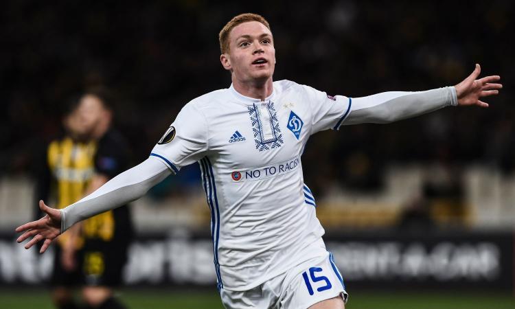 Europa League: i convocati della Dinamo Kiev per la sfida alla Lazio