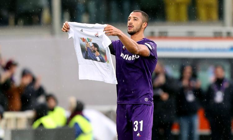 Fiorentina, Vitor Hugo: 'Non ero felice dopo il gol perché sentivo che ci sarebbe dovuto essere Davide'