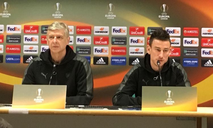 Arsenal, Wenger: 'Sono io a dover chiedere consigli a Gattuso, out Bellerin'