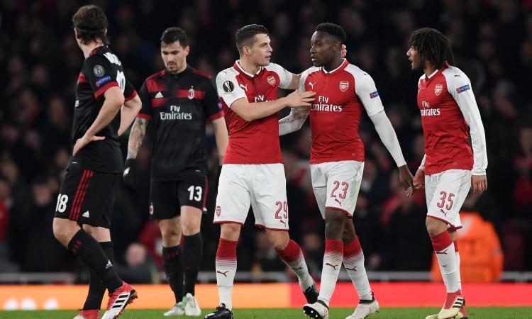 Arsenal: dall'estero chiamano Welbeck