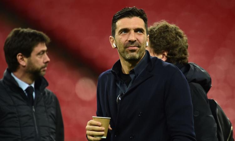 Genoa, Buffon chiude la porta a Grifone e Parma: 'Idea romanzata'
