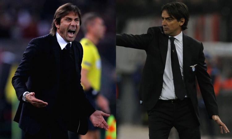 L'Inter è più forte. La Lazio sta meglio. A vincere saranno i cambi di Conte, Inzaghi ha solo una chance