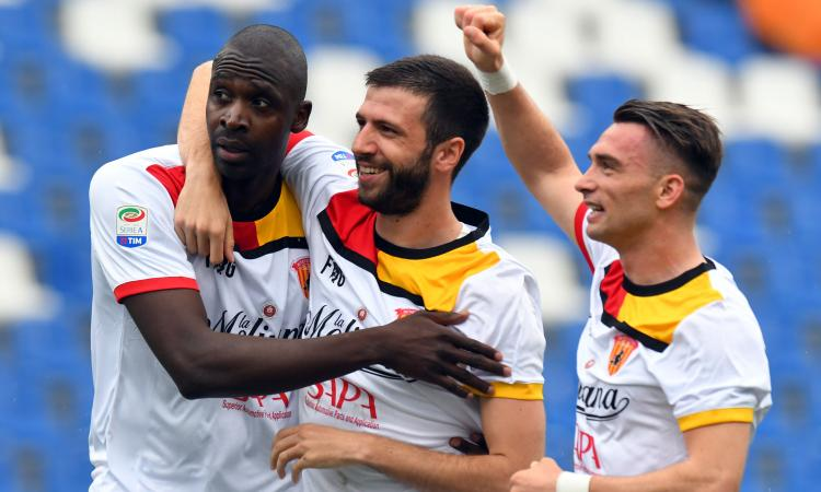 Benevento-Genoa 1-0: GOL E HIGHLIGHTS