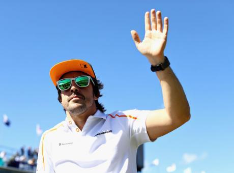 PIT STOP: tra calcio e motori, dove correrà Alonso nel 2019? FOTOGALLERY