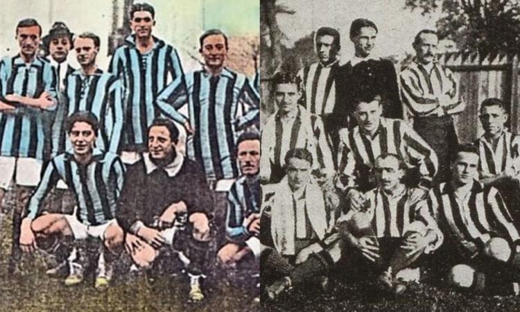 1913 e 1922, Juventus e Inter in Serie B? Ecco come andò veramente