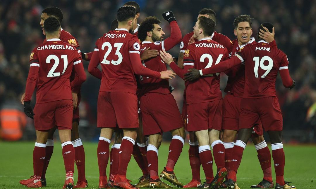 Liverpool, col Real senza chance