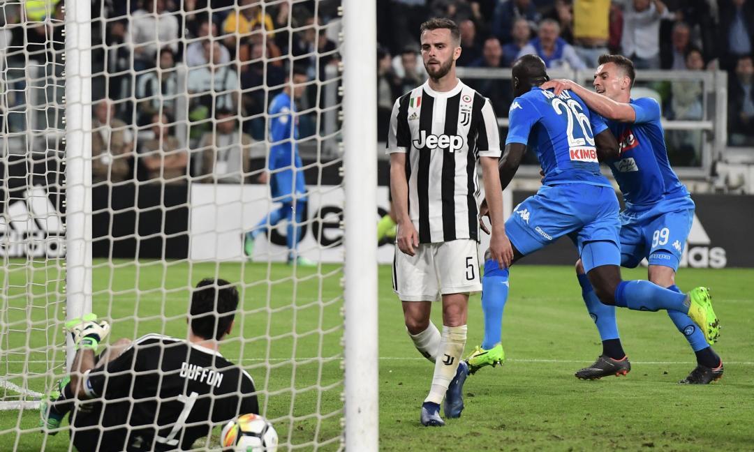 E' Juve-Napoli il vero derby d'Italia