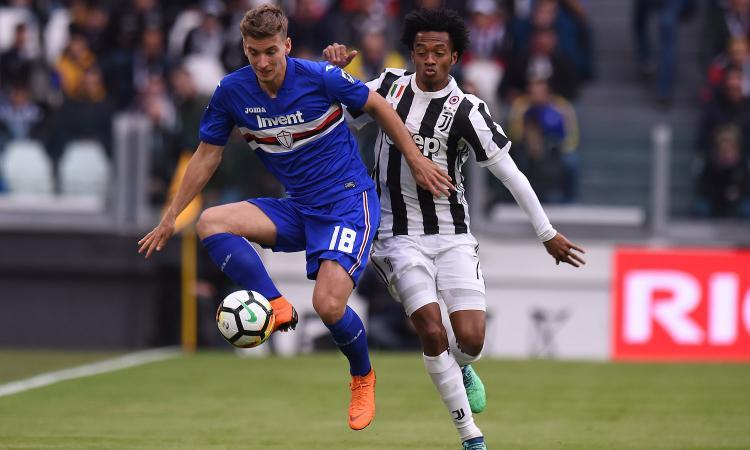 Sampdoria, le pagelle di CM: che partita di Praet da regista, Colley gigantesco