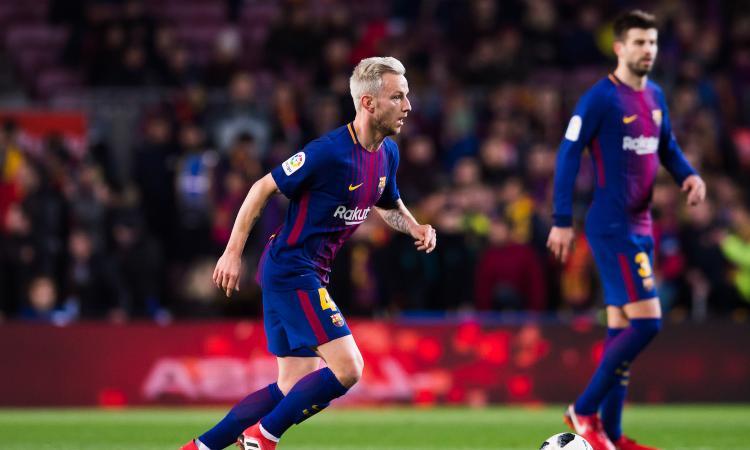 Barcellona: due squadre su Rakitic