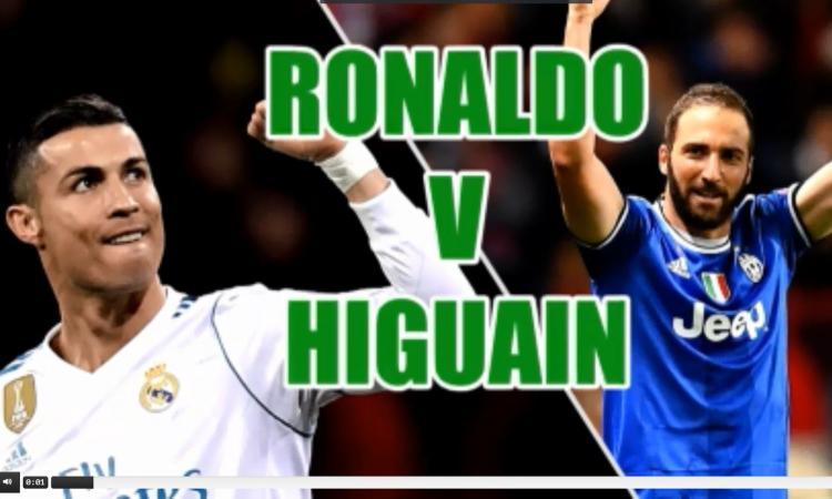 4db085db8e5c5 Higuain contro Ronaldo