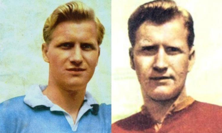1958, storia di Selmosson, il 'Raggio di luna' che tradì la Lazio per la Roma