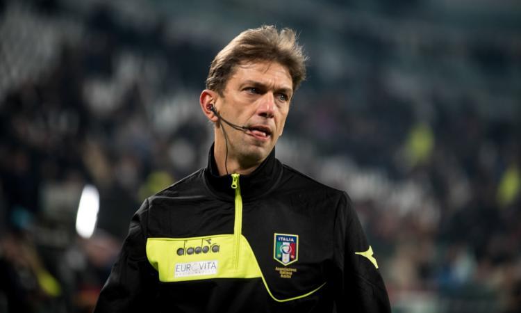 Cagliari-Atalanta: Tagliavento il IV uomo, ecco arbitro e Var