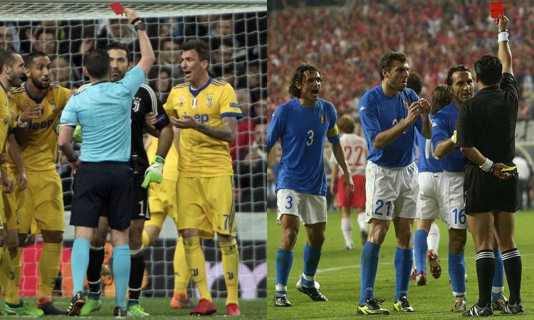 Da Moreno e Nicchi al rigore di Oliver: l'odio italiano per gli arbitri non ha fine