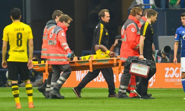 Dortmund, UFFICIALE: stagione finita per Batshuayi, speranza per il Mondiale