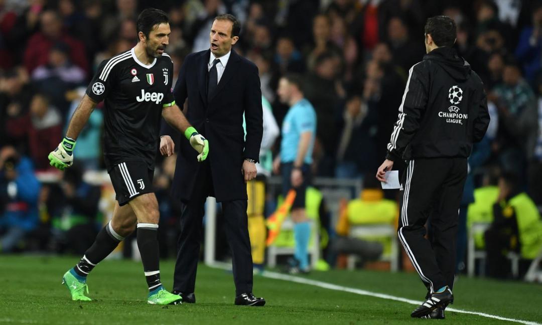 Buffon, la Juve e la doppia-morale