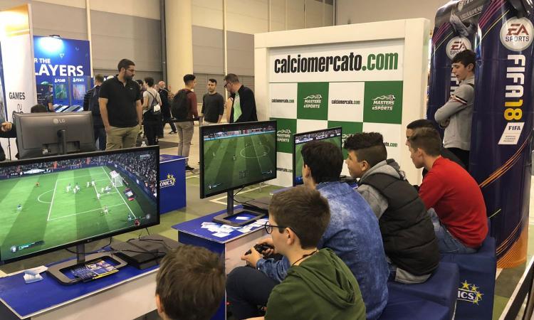 Gioca con Calciomercato.com al Romics! Ecco dove trovarci