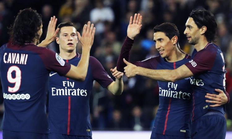 Il PSG gioca a tennis con il Monaco: 7-1 e settimo titolo di campione di Francia