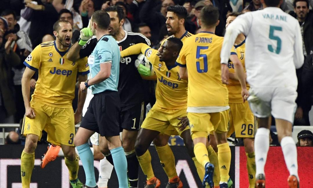 Juve, al Bernabeu puoi aver vinto un pezzo di Champions 2019