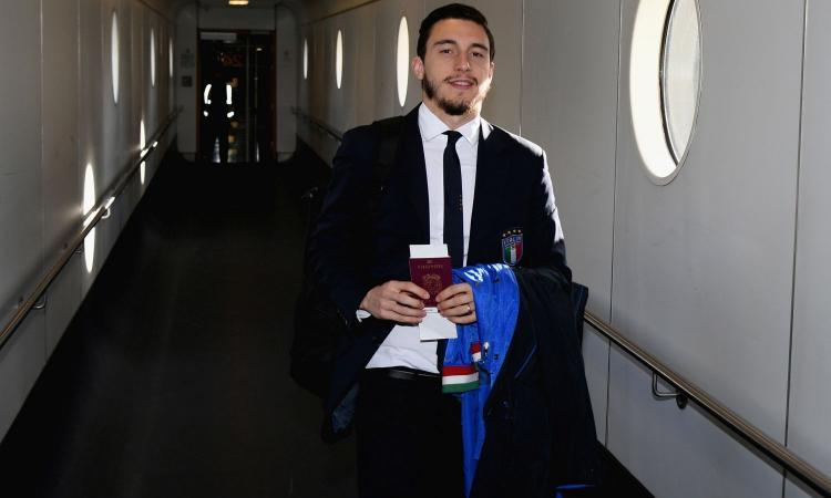 Darmian: 'Felice di piacere alla Juve. Mi manca l'Italia, a fine stagione decido'
