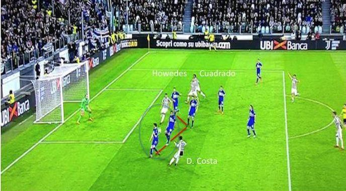 L'arte dell'assist e le sfide nelle sfide: Juve, è sempre Douglas Costa show