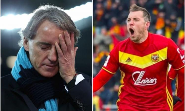 Momenti Di Gioia: l'ex Dzyuba paga, segna ed esulta in faccia a Mancini
