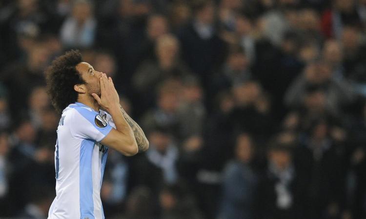 Lazio, Felipe Anderson: 'Un regalo che tutti sognano...'
