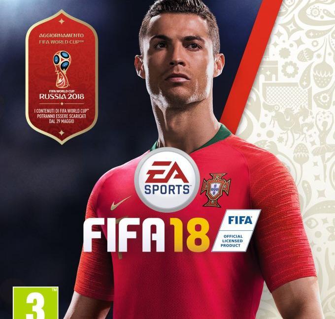 Trionfa il calcio: FIFA 18 davanti a tutti!