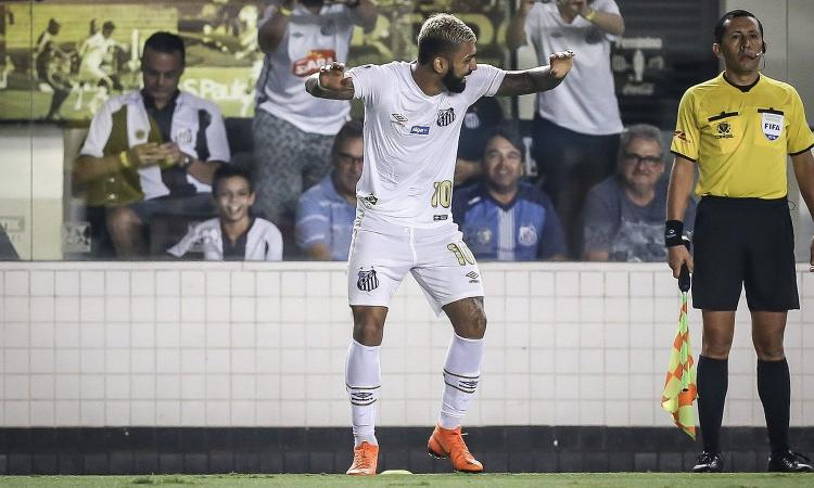 Santos, è un nuovo Gabigol : 'Gioco largo, mi muovo di più'