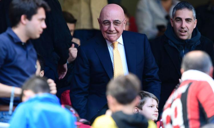 Galliani: 'Real-Juve? Rigore dubbio, rosso assurdo. L'arbitro è stato un c...'