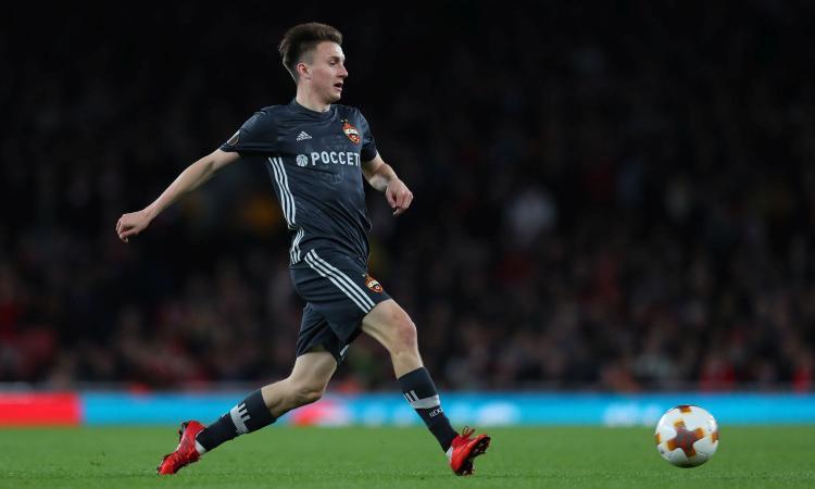 La Juve in Russia per Golovin: il punto