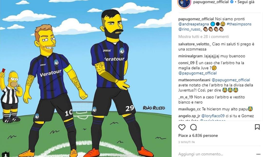 """""""Simpsonizzare"""" i calciatori: intervista a Rino Russo"""
