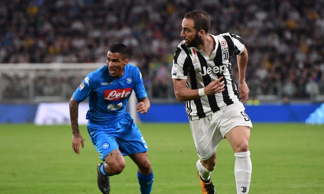 Juve-Napoli: se Atene piange, Sparta non ride