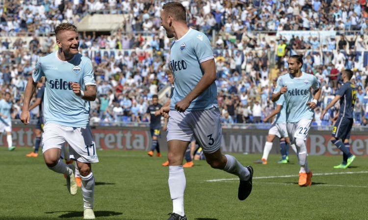 Lazio, dilemma de Vrij: spunta il retroscena con i compagni