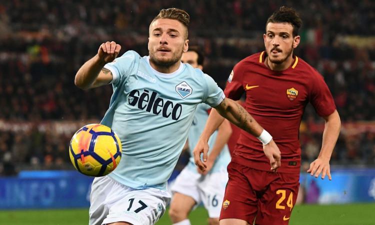 Lazio-Roma 0-0: il tabellino