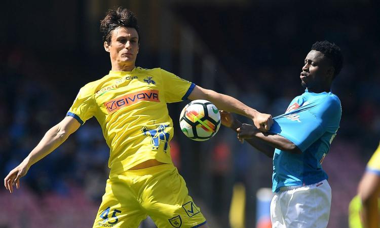 Napoli: Inglese piace alla Sampdoria