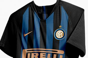 factory authentic 11fd9 79af7 Leaked: new Inter kit for 2018/19 campaign | English News ...