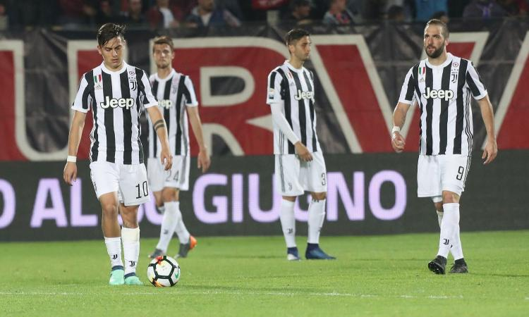 Ecco perché contro il Napoli alla Juve non basta nemmeno il pari