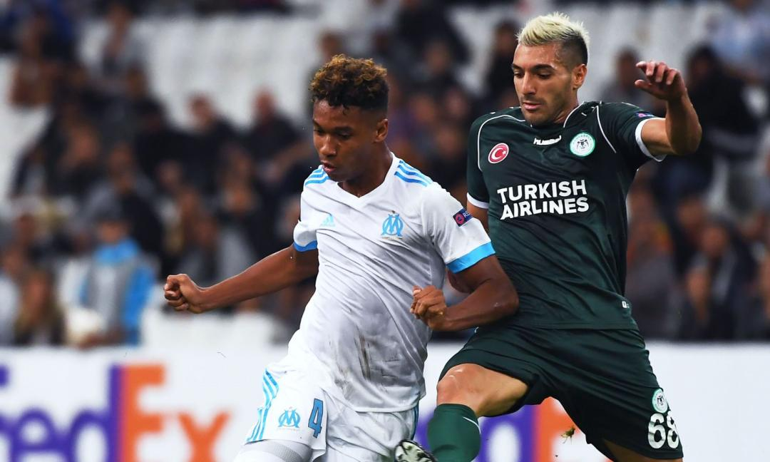 Boubacar Kamara, il Thiago Silva francese