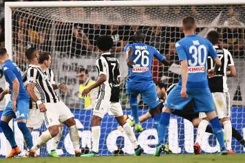 Scudetto Race Remaining Games For Juventus And Napoli