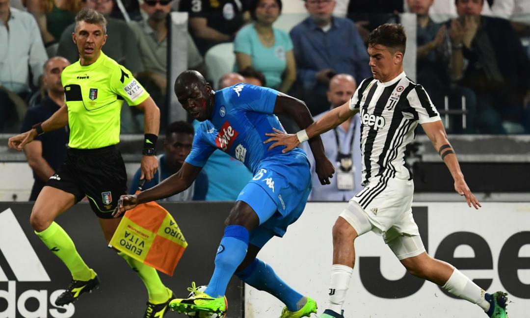 Juve-Napoli: cronaca di uno spettacolo appena iniziato
