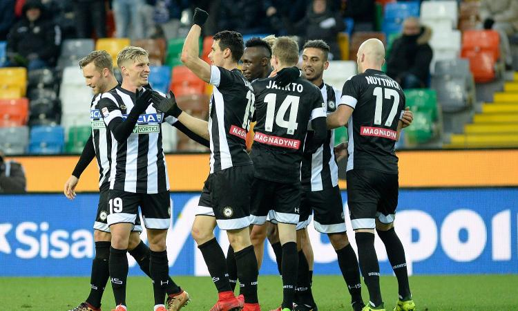 Verona-Udinese, le formazioni ufficiali: Lee contro Lasagna