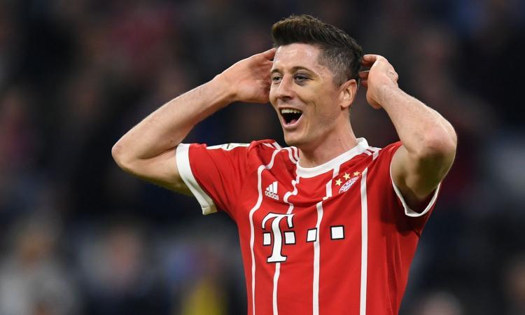 Bayern Monaco, Lewandowski incontra il suo agente: deciso il futuro