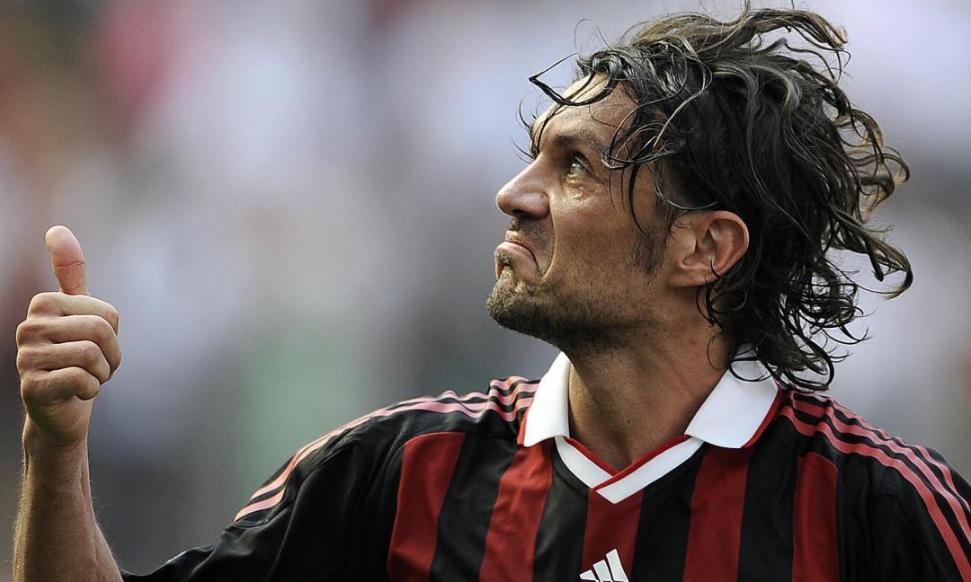 Tutto vero, è successo: Paolo Maldini is Back!!!