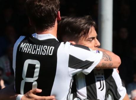 Marchisio, messaggio a Dybala: 'Finalmente il destro...'