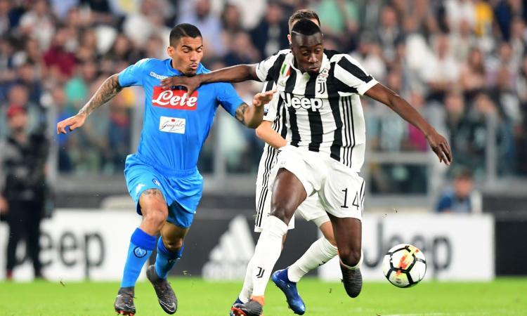 Juventus-Napoli: dove vedere la partita in tv e streaming